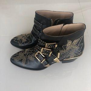 Authentic Chloe Susana boots
